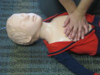 CPR classes are fun!