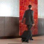 Lobby-Businessman